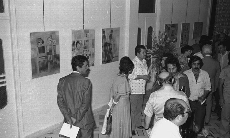 معرض الأطفال في قلب الرعب - دمشق 1980 (3)
