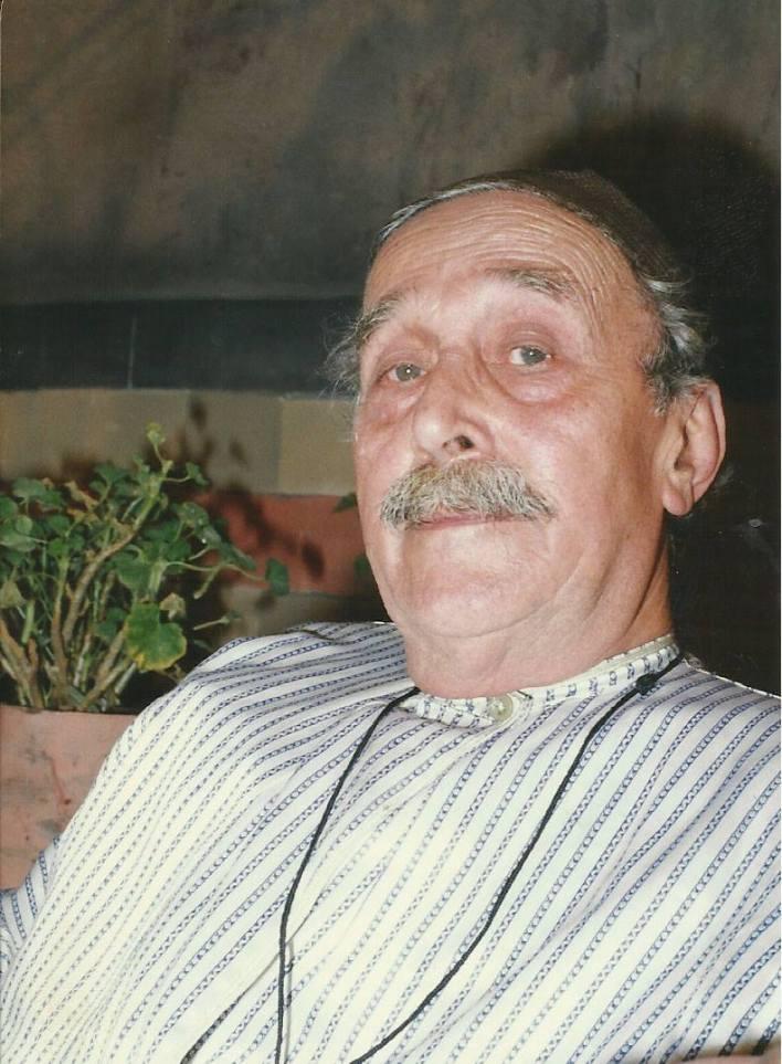 الفنان تيسير السعدي في مسلسل أيام شامية عام 1992