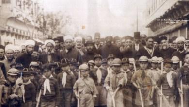 تشييع رمزي لملك العراق غازي الأول في دير الزور 1939