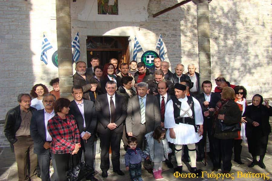 Επετειακές εκδηλώσεις για την απελευθέρωση του Συρράκου.