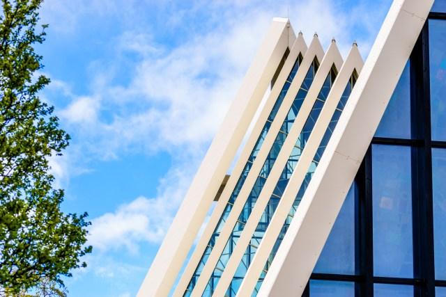 Außenansicht -moderne Architektur