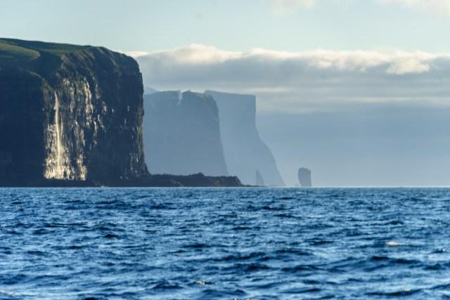 Nordwestküste der Färöer
