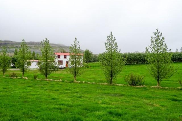 Guesthouse im Fossadalur