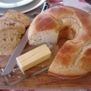 For recipe, please go to http://syrupandbiscuits.com/sally-lunn-bread/