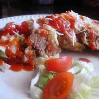Identity Crisis (recipe:  Meatloaf Mexicana)