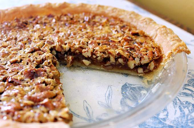 Classic Southern Pecan Pie