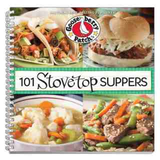 101 Stovetop Suppers Cookbook Giveaway (Recipe: Famous Corn Chip Pie)