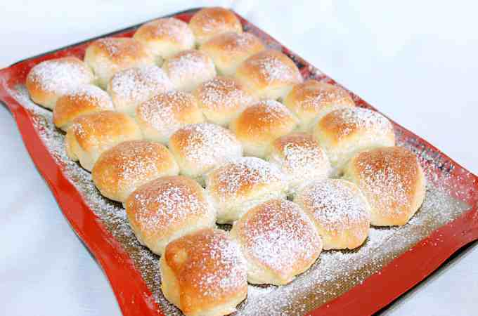 School House Rolls ~ Syrup and Biscuits