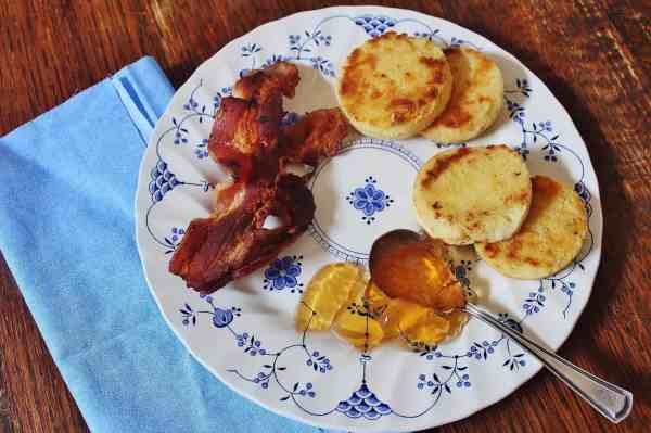 Skillet Toasted Biscuits ~ Syrup and Biscuits