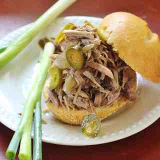 Apple Cider Braised Pulled Pork