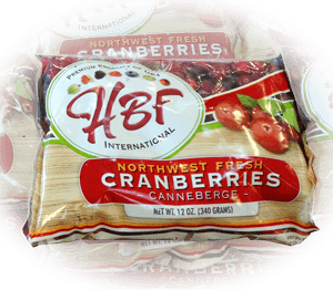 Hurst's Berry Farm Crranberries