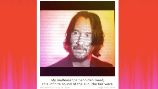 Google Pubblica l'App che Scrive le Poesie per i Tuoi Selfie