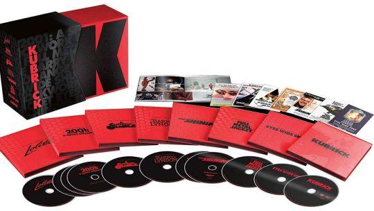 Stanley Kubrick Collection 4K Ultra HD + Blu-Ray