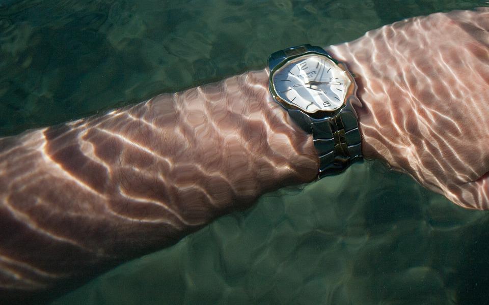 Smartwatch subacqueo per sportivi