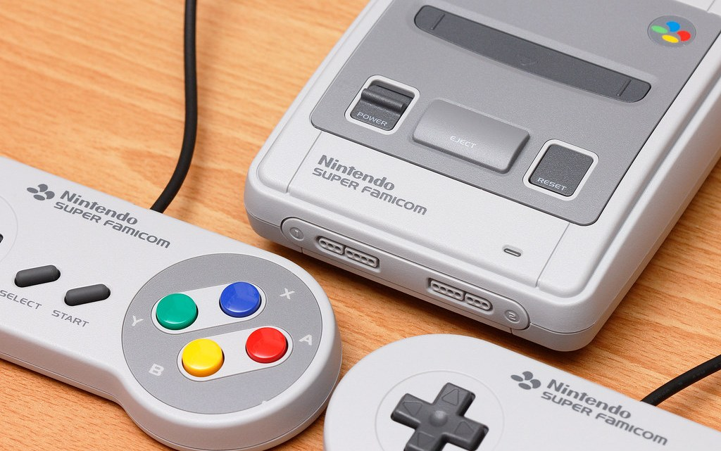 Super Nintendo Classic Mini su Amazon Prime