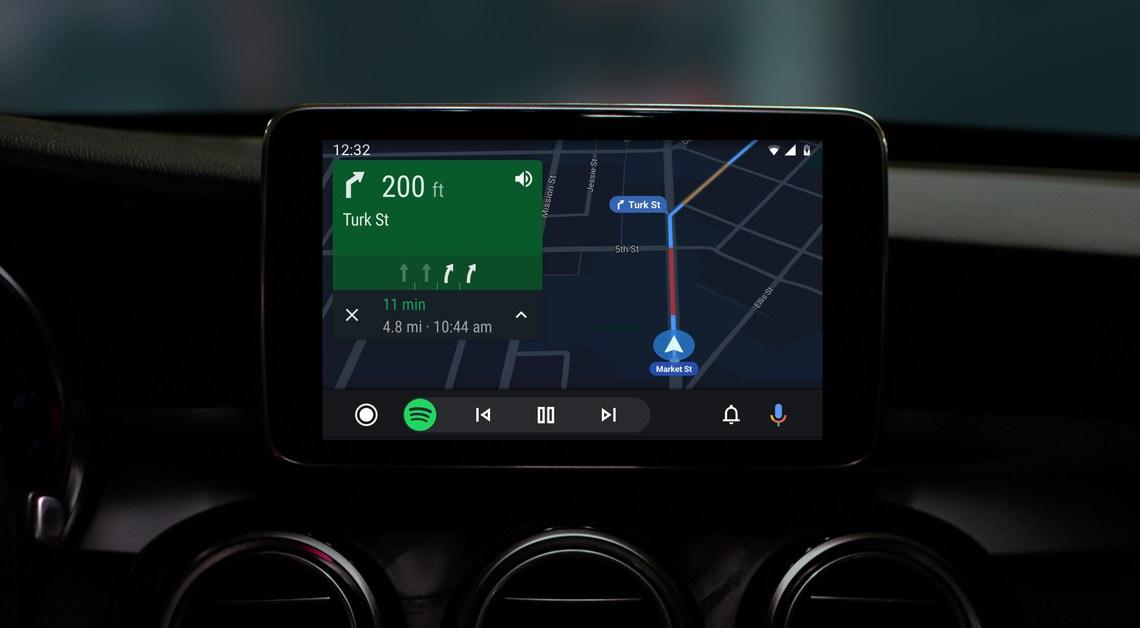 Come utilizzare Android Auto