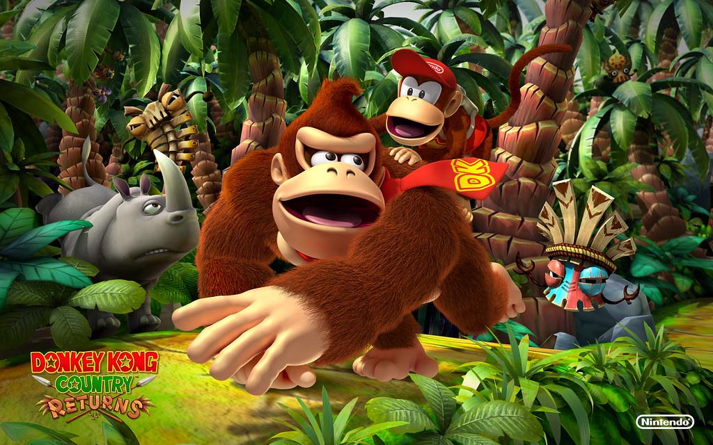 Donkey Kong è tornato di moda