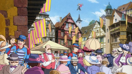 I film di animazione Studio Ghibli in uscita su Netflix