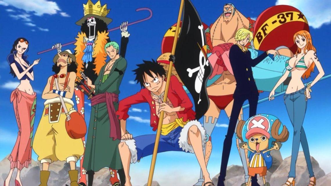 Nuova Serie One Piece su Netflix