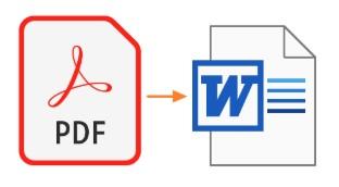 Come convertire PDF in WORD modificabile online gratis