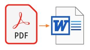 Come convertire PDF in WORD modificabile online gratis