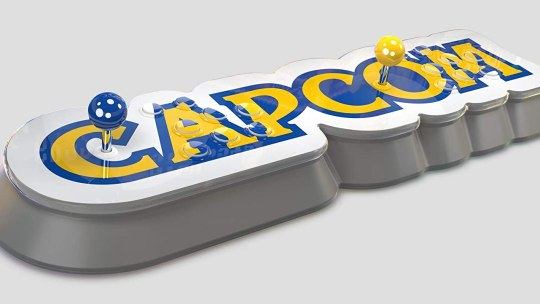 Capcom Home Arcade in vendita su Amazon con 16 giochi
