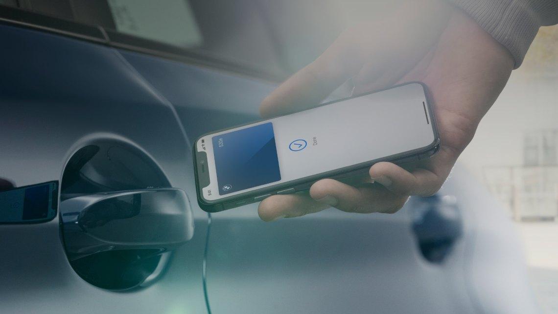 L'iPhone diventa una chiave per le automobili BMW
