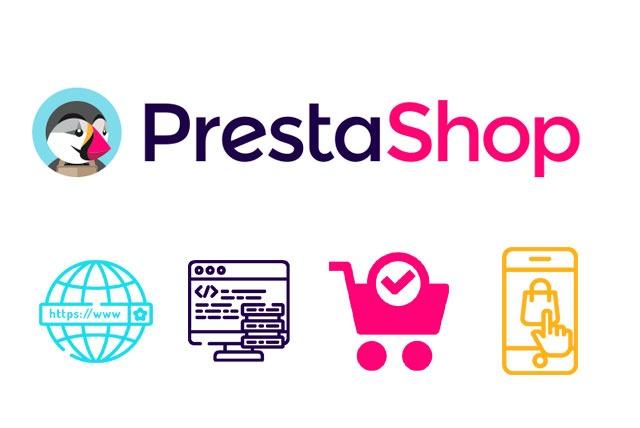 Pubblicare l'app del tuo shop online con il Prestashop Builder