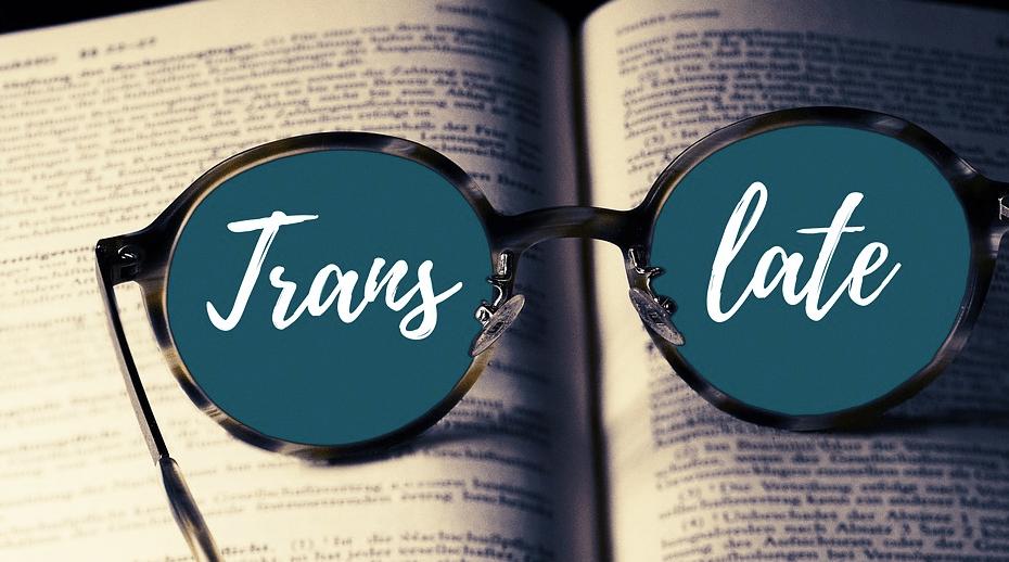 App per tradurre testi dall'inglese all'italiano