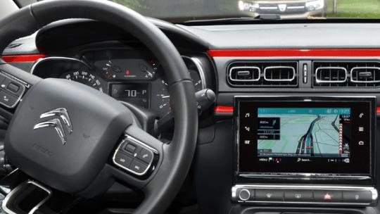 Come funziona il navigatore Citroen Connect Nav
