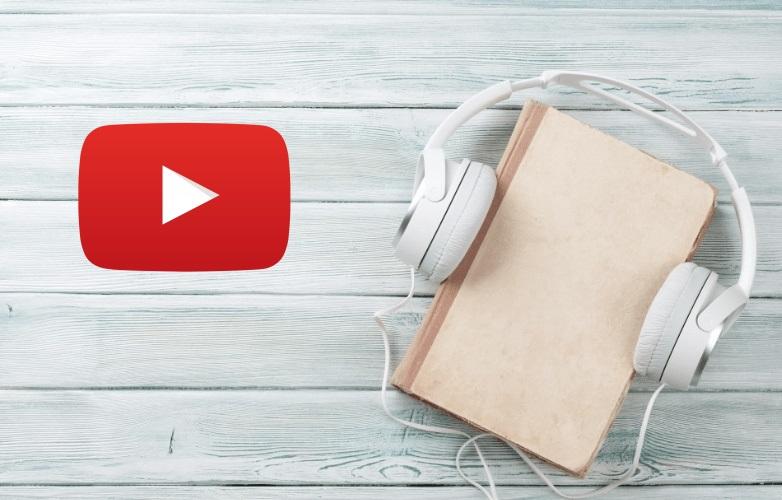 Leggere libri e pubblicare l'audio su YouTube è legale?