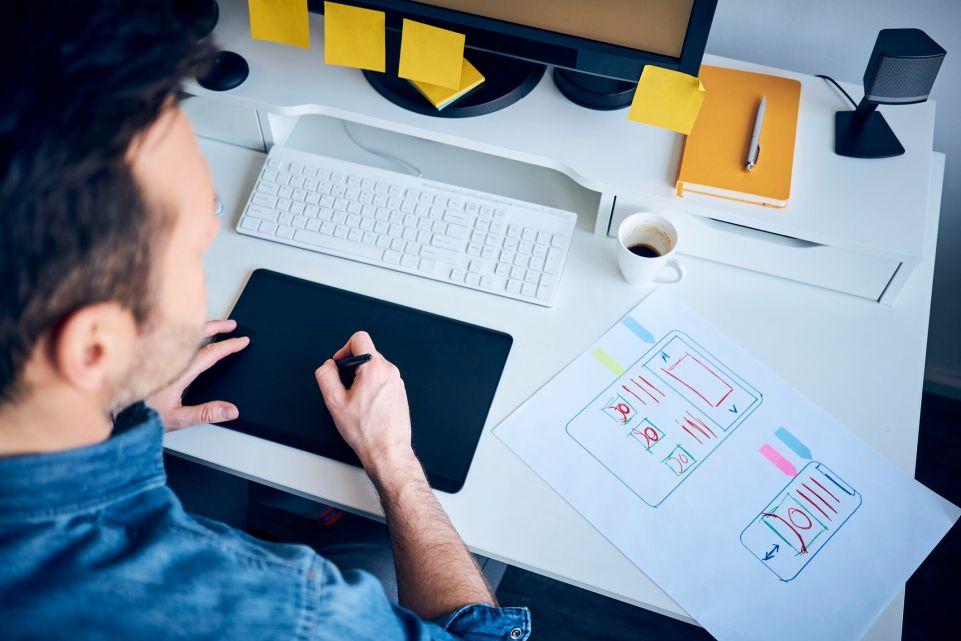 Realizzare siti web professionali