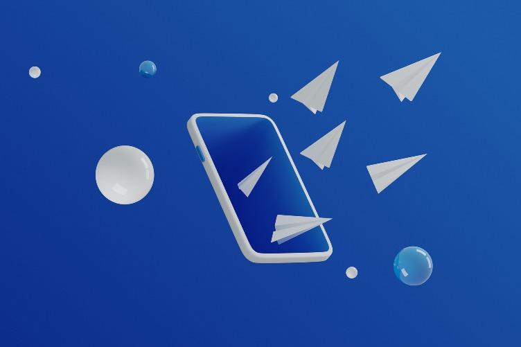 Como compartilhar um link de grupo do Telegram em seu smartphone
