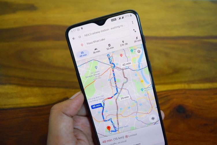 Como criar uma lista de lugares favoritos no Google Maps