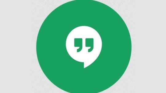 Como iniciar uma vídeo chamada Hangout do Google no iPhone