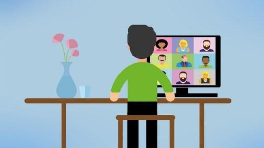 Configure o Google Meet para reuniões à distância