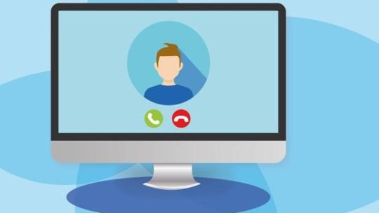 Como você desfoca meu plano de fundo em todas as chamadas de vídeo no Skype para Android, iPhone