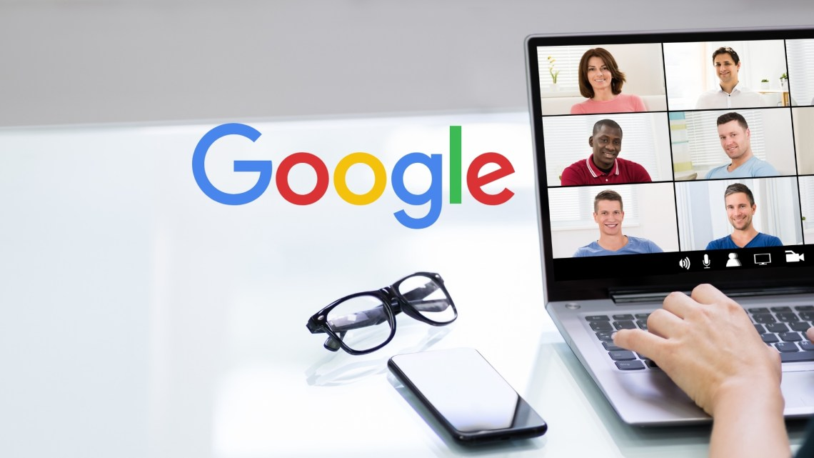 Treinamento e ajuda do Google Meet