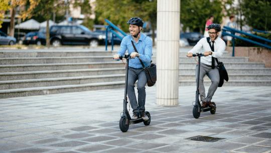 As scooters elétricas mais vendidas na Amazon