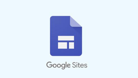 Google учебник по созданию веб-сайта с помощью Google Sites