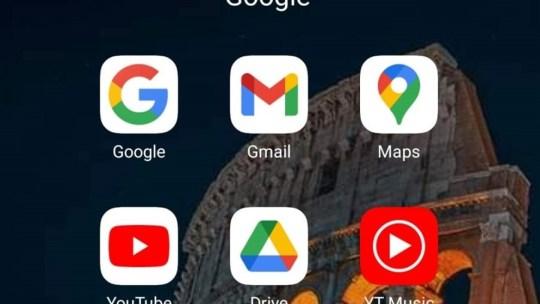Отправка общих папок Google Drive в Gmail