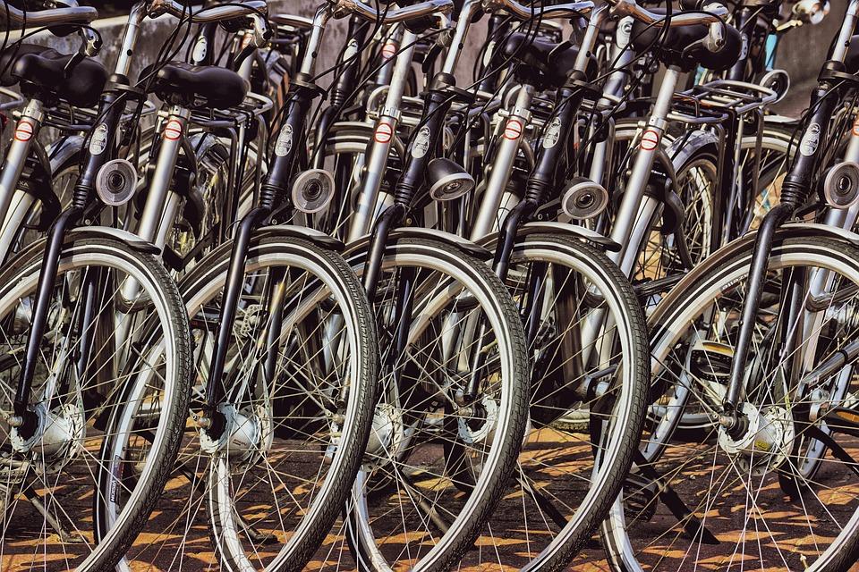 El viaje a nuestro futuro eléctrico será dirigido por bicicletas