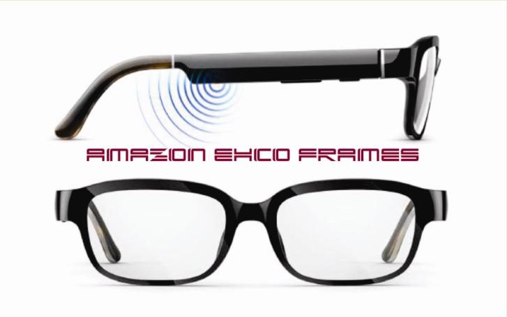 Lo nuevo de Amazon: Echo Frames ya es una realidad