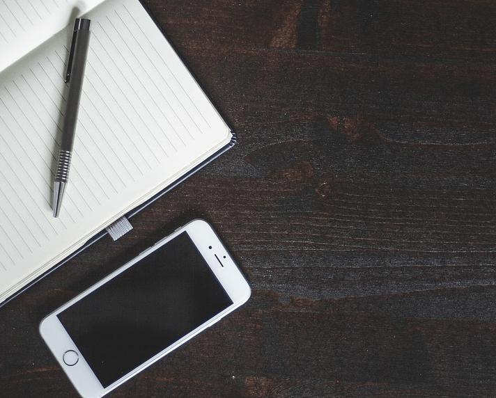 Cómo cancelar la escritura en las notas del iPhone