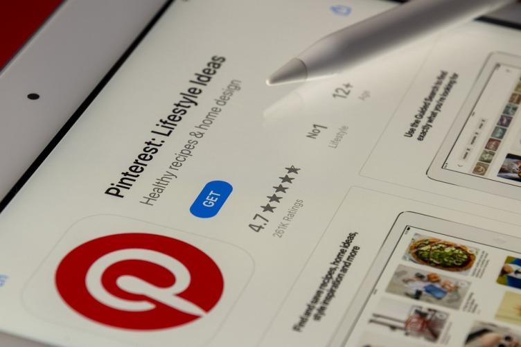 Cuenta de Pinterest suspendida por violar las directrices de la comunidad