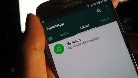 Cómo subir videos en el estado de WhatsApp