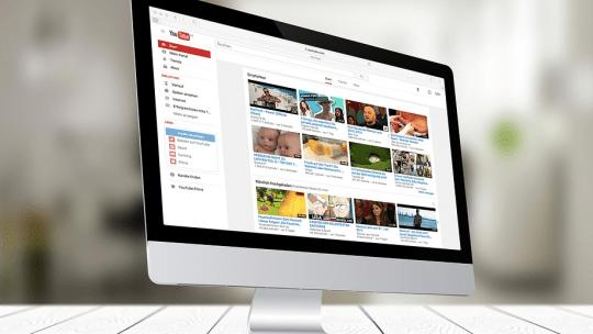Cómo poner Youtube negro y luego ponerlo de nuevo en blanco