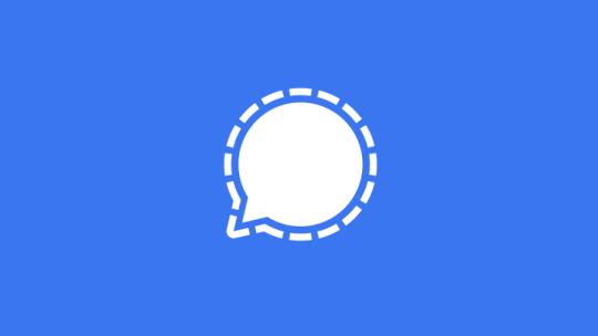 ¿La aplicación Signal muestra el estado en línea?
