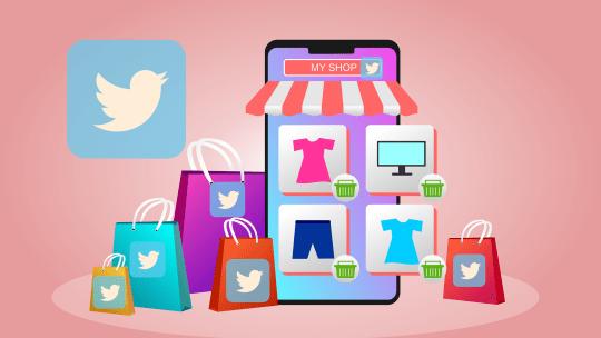 Twitter Lanza una Prueba Piloto para las Compras