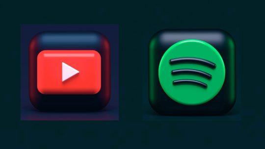 Spotify vs Youtube Music ¿Cuál es mejor?